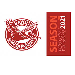 2021 Pro Season Pass (good for 20 SUP or kayak rentals)