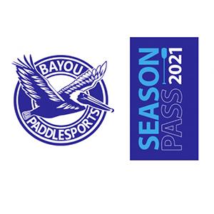 2021 Regular Season Pass (good for 20 single kayak rentals)